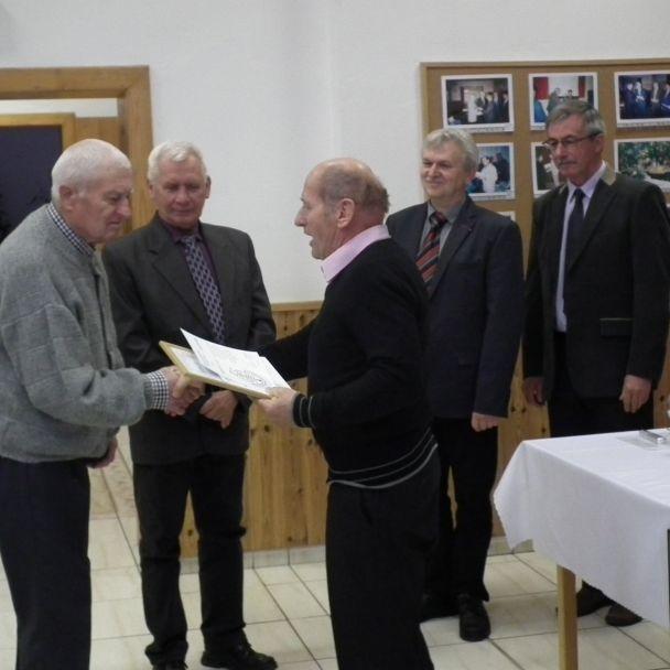 60. výročie ZO Slovenského zväzu záhradkárov
