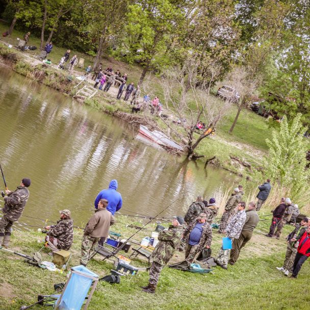 Rybárske preteky 2017