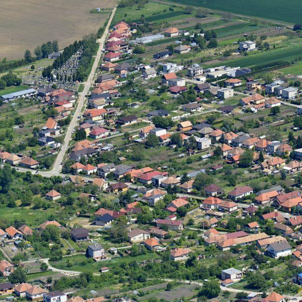 Letecký pohľad máj 2017