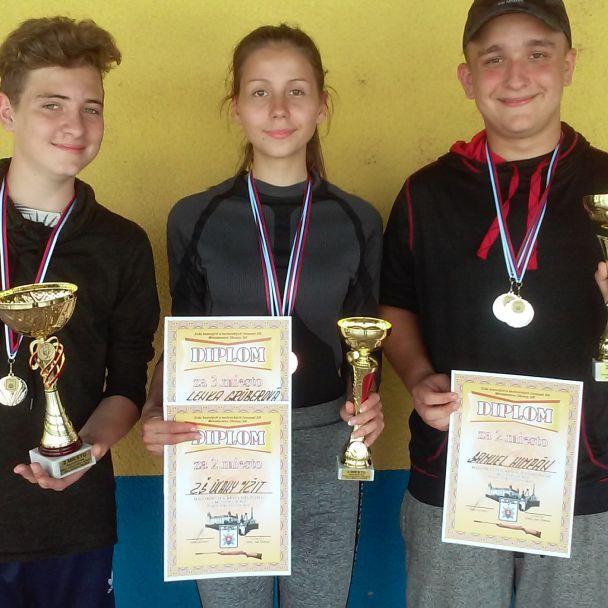 Majstrovstvá kraja v brannom viacboji žiakov základných škôl