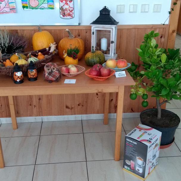 Výstava ovocia, zeleniny a kvetov 2018