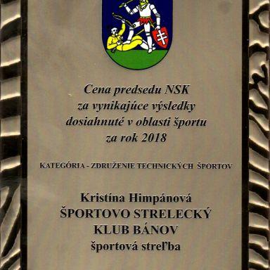 Najúspešnejší športovec Nitrianskeho kraja