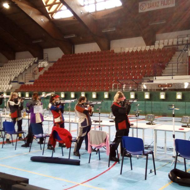 Majstrovstvá Slovenska v streľbe zo vzduchových pušiek