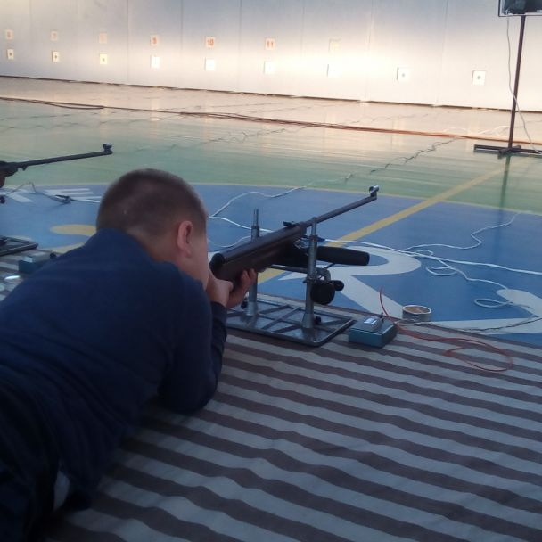 Krajská strelecká liga základných a stredných škôl Nitrianskeho kraja v strelbe zo vzduchových zbraní