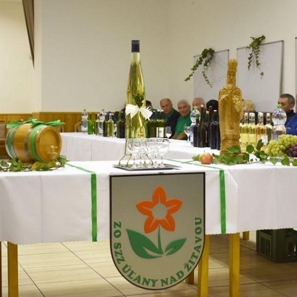 Svätomartinské požehnanie mladého víno 2019