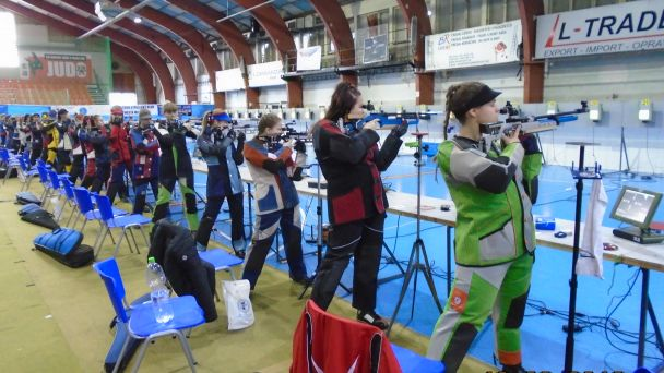 Majstrovstvá Slovenskej republiky v streľbe zo vzduchových zbraní