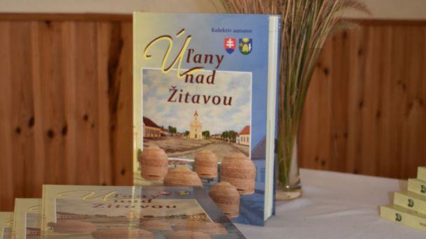 Monografia obce Úľany nad Žitavou