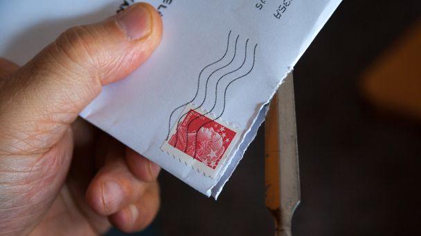 Poštová schránka na obecnom úrade