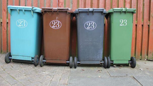 Zber komunálneho odpadu